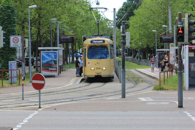 Freiburg Paduaallee