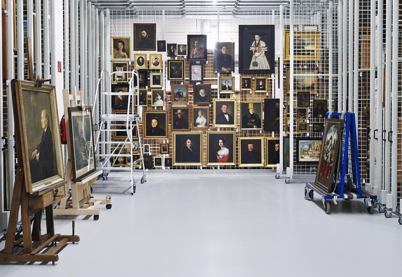 Bildergebnis für zentrale kunstdepot der städtischen museen freiburg
